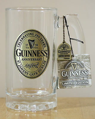 Limited Edition Guinness Tankard