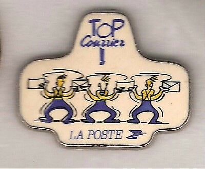 pin's La Poste TOP Courrier