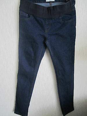Ladies Gorgeous New Look Skinny Fashion Maternity Jeans Size 10