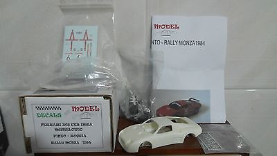 1/43 Kit Ferrari 308 Gtb Imsa Michelotto Rally Monza New   N/spark-Bbr-Racing43