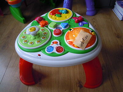 Table musical CHICCO