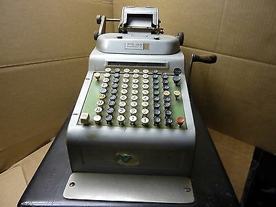 R.C. Allen Cash Registering Adding Machine - 1930's - Antique - Make an Offer