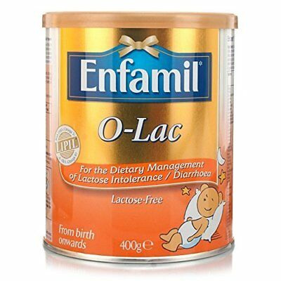 Enfamil O-Lac Powder Formula 400 Grams from birth onwards
