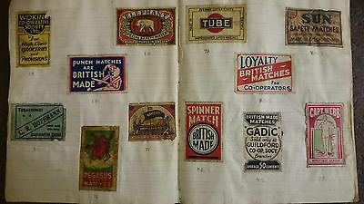 Collection of 200+ Matchbox Tops