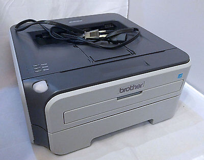Brother HL-2170W Wireless Workgroup Laser Printer - Comes with Toner and Drum!