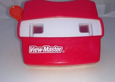 3D Viewmaster Viewer Fisher Price Mattel Toy 1999 2013