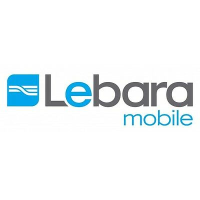 Lebara Mobile UK SIM card - ideal for your UK travel