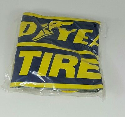 """GOODYEAR  Inflatable Blimp #1 in Tires 30"""" Advertising"""
