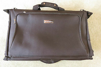 Reduced - James & Longbourne Tri Fold Carry On Luggage