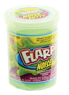 NEW Flarp Noise Putty - Colour from Mr Toys