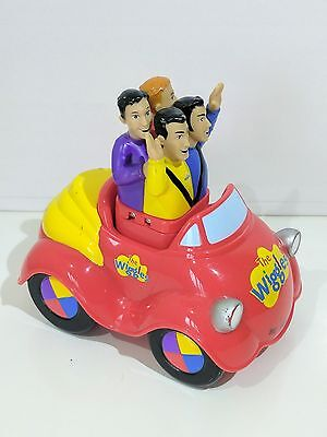 The Wiggles Toys Big Red Car from the Wiggles Singing Moving Musical etc