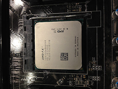 AMD FX 6300 Six Core 3.5/4.1GHZ Processor AM3+ 14MB Cache 95W Used
