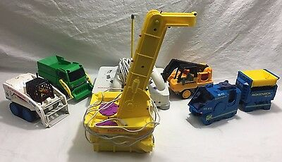 Large Lot of Bulk ROKENBOK Building Blocks Parts Vehicles Electronic