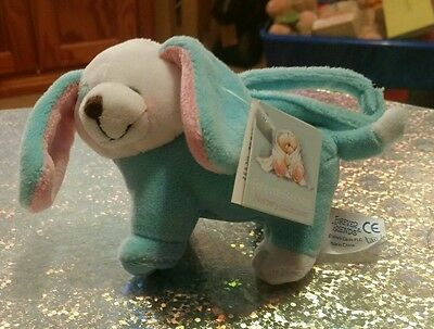 Forever Friends 'Nursery Collection' Blue Puppy Pram/Cot Hanger, with Tags