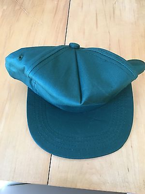Wholesale Lot of Dark Green / Racing Baseball Caps BN LOOK