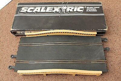 Boxed Scalextric Classic Hump Back Bridge C248 Good Working Condition
