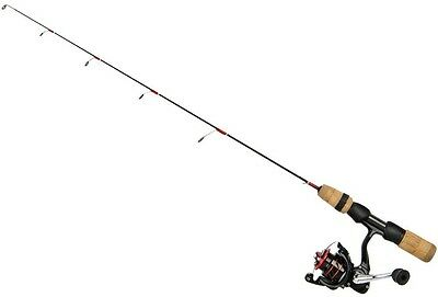 Frabill 371 Straight Line Bro 35 Quick Tip Spinning Combo
