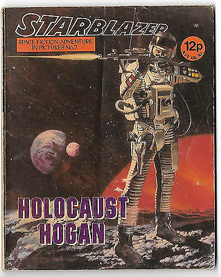 Starblazer 7 (1979) mid-high grade copy - Enrique Alcatena artwork