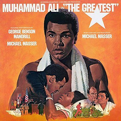 NEW Muhammad Ali In The Greatest: Original Motion Picture Soundtrack (Audio CD)