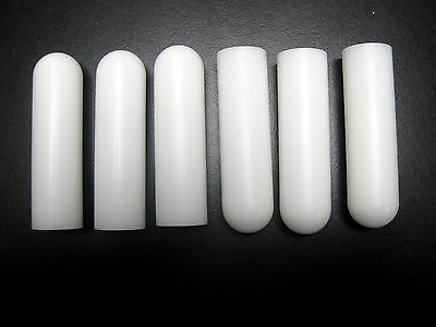 6X Beckman Coulter 303392 Centrifuge Tube Adapters, Delrin 13 mm Ultracentrifuge