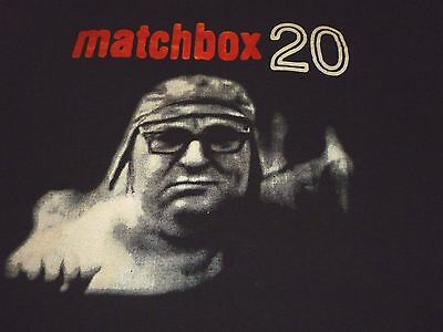 Matchbox 20 Vintage Tour Shirt ( Used Size XL ) Very Good Condition!!!
