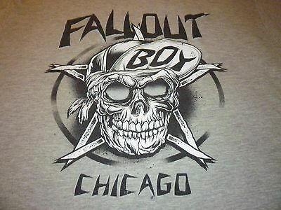 Fall Out Boy Shirt ( Used Size XL ) Nice Condition!!!