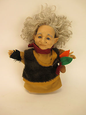 "Vintage Berenguer Great 11 Forest Collection ""Grandma"" Doll"
