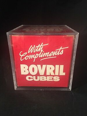 Vintage Oxo Cube Photo Cube Advertising