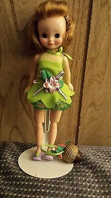 Betsy Mccall 8 Inch Tinkerbelll Outfit Excellent