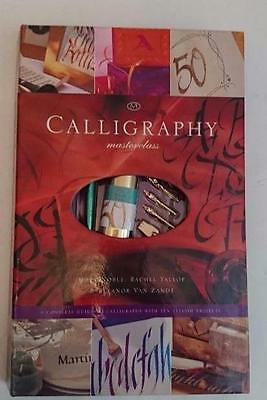 Calligraphy Masterclass  set    - Complete guide with 10 Projects