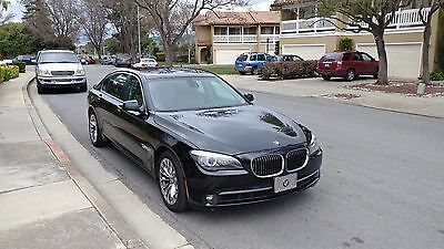 2011 BMW 7-Series  2011 BMW 7 Series | Fully Loaded With Options