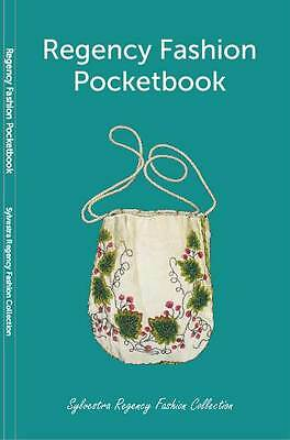 Regency Fashion Pocketbook 1795-1830 Sylvestra Regency Collection overview