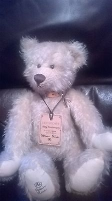 Robin Rive Bear: Andy Anniversary *limited edition 44 of 200*