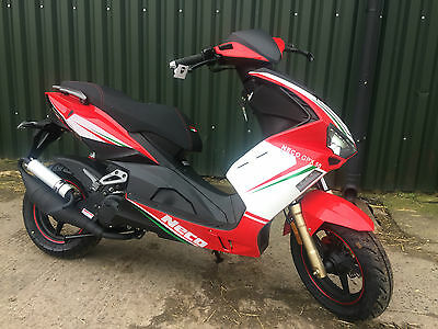 NECO GPX 50cc SCOOTER 2017 MODEL LOW INSURANCE LOTS OF POWER FINANCE AVAILABLE