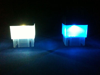 Solar Fence Lights suitable for Garden or Pool Fence