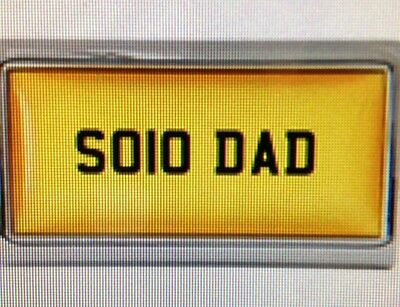 REDUCED - SO10 DAD - Divorced And On Your Own. Down from £10k