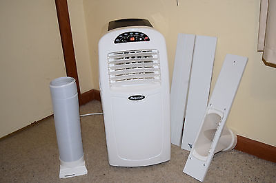 Hotpoint Portable Air Conditioner AC 10,000BTU +Remote And Window Kit cooler