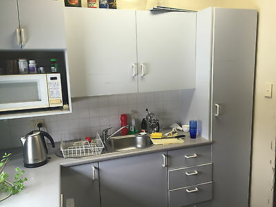 Kitchenette from an office