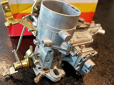 New boxed Weber Tipo 34 ICH Manual Choke Carburettor