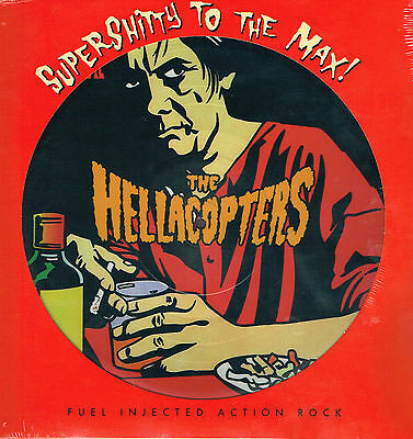The Hellacopters - Lp Vinyl Supershitty To The Max -  Ltd.ed - Picture Disc.