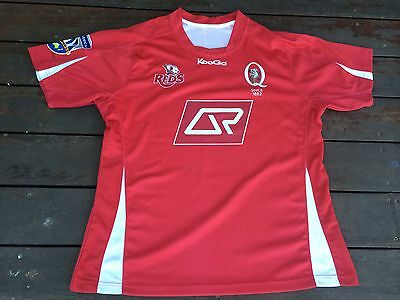 Queensland Reds Rugby Jersey / Shirt Size XL