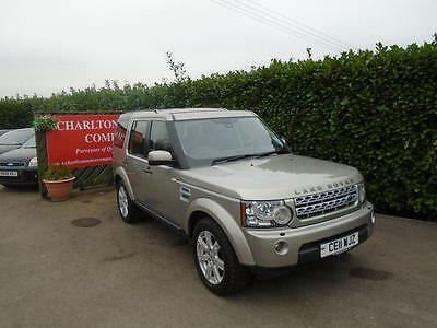 2011 Land Rover Discovery 4 3.0 SD V6 XS 5dr