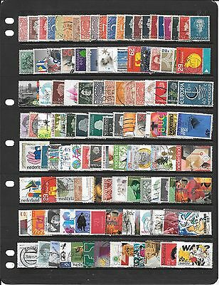 Netherlands Collection Of Used Stamps Bb350