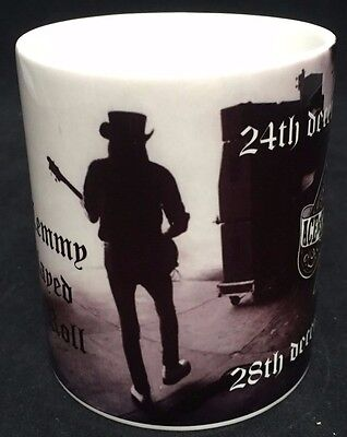 "Lemmy Kilmister Motorhead ""He Was Lemmy And He Played Rock N Roll"" Mug"
