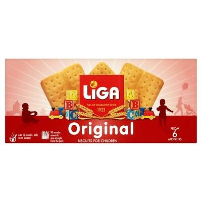 Liga Original Biscuits for Children 175 Grams 6m+