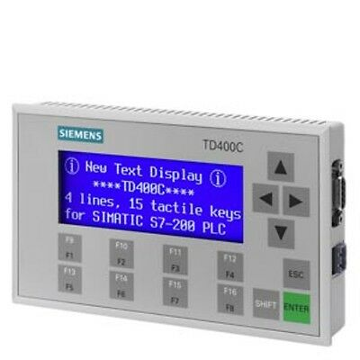 TEXT DISPLAY, 4 LINES 6AV6640-0AA00-0AX1 6AV66400AA000AX1 Siemens TD 400C