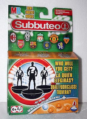 Subbuteo Mb Accessori Elite Collector Skill Set Nuovo Con Scatola Hasbro