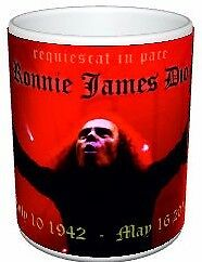 Ronnie James Dio Memorial Colour Mug