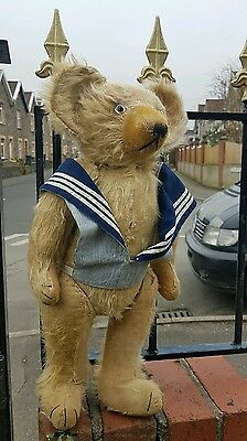 Antique Bear ...gorgeous Looking Character...