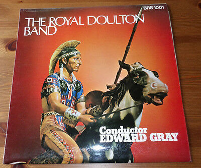The Royal Doulton Band - Conducted by Edward Gray Vinyl LP